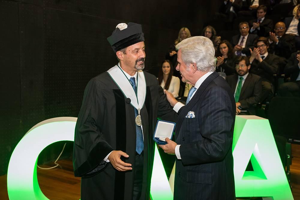 Reitor da NOVA e Dr. Nuno Fernandes Tomás