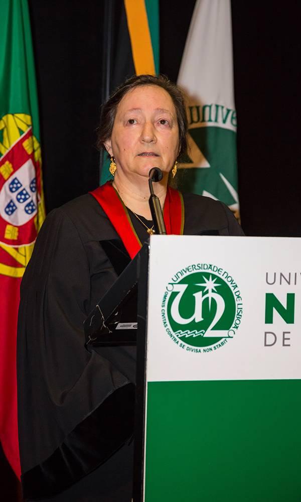 Teresa Pizarro Beleza, Diretora da Faculdade de Direito da NOVA
