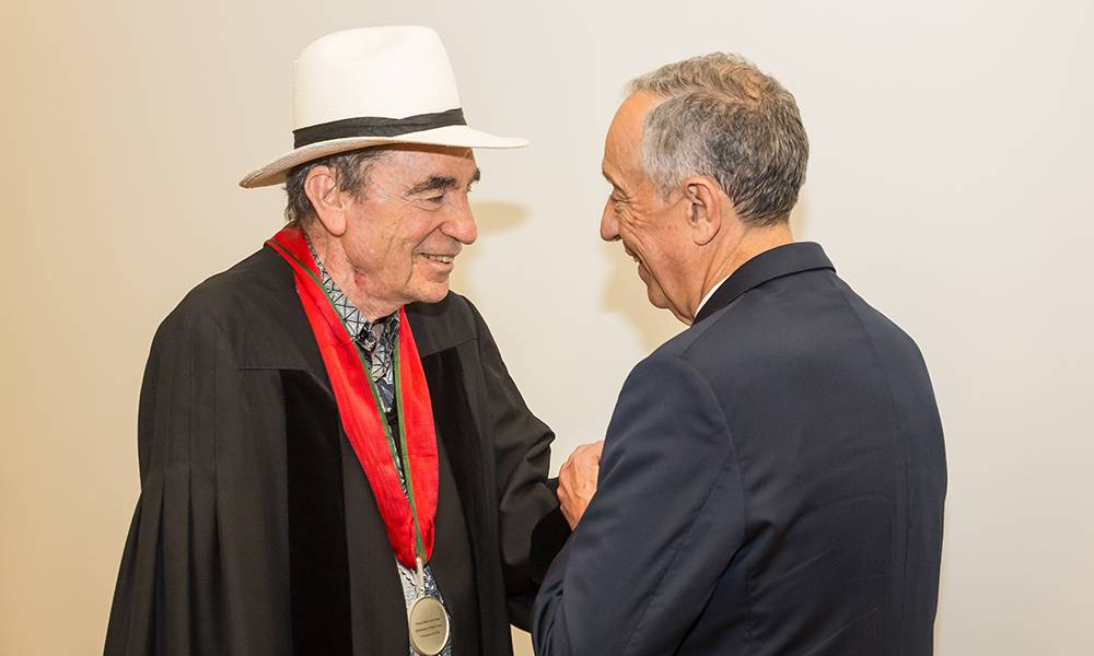Albert Louis Sachs and Marcelo Rebelo de Sousa
