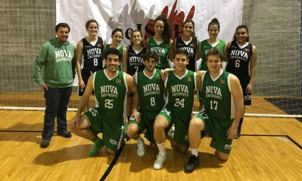 Basketball team of NOVA