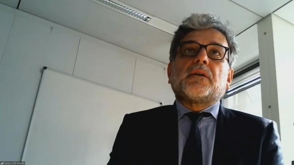 Carlos Morais Pires, EC