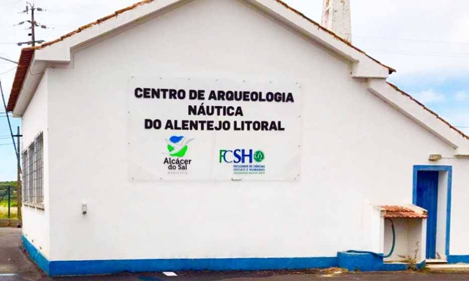 Centro de Arqueologia Náutica do Alentejo Litoral (Nautical Archaeology Center)
