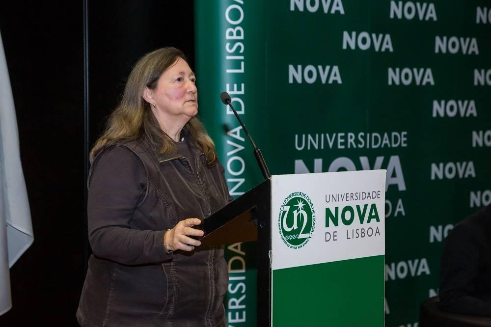 Professora Teresa Pizarro Beleza