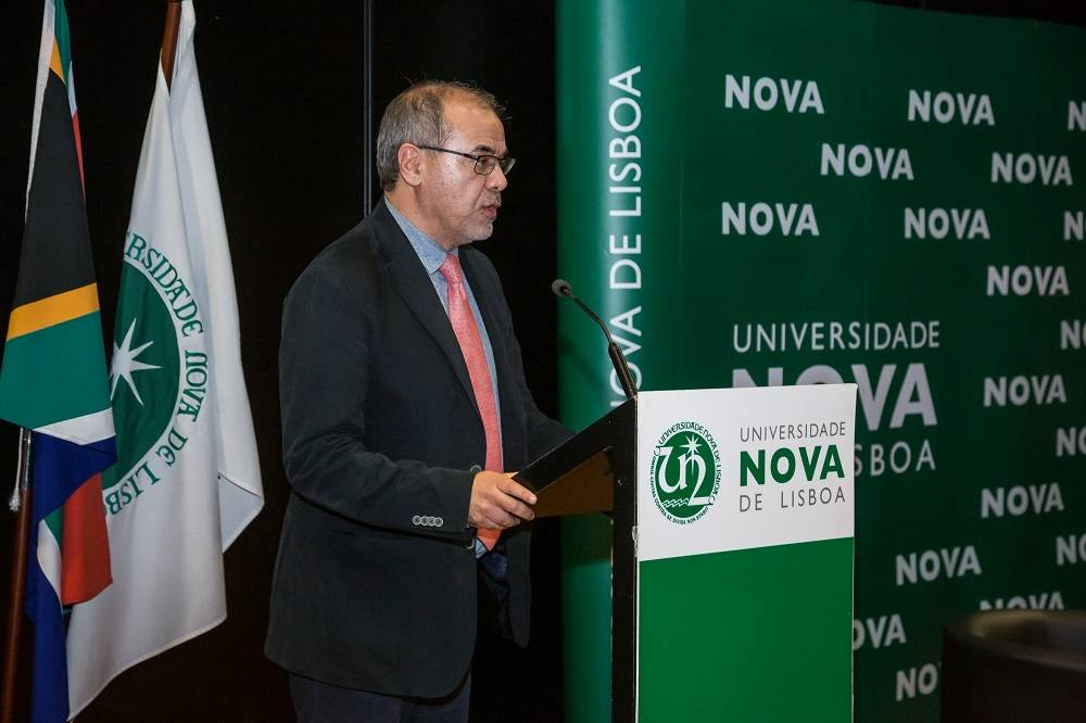 Professor Nuno Ferrand, da Universidade do Porto