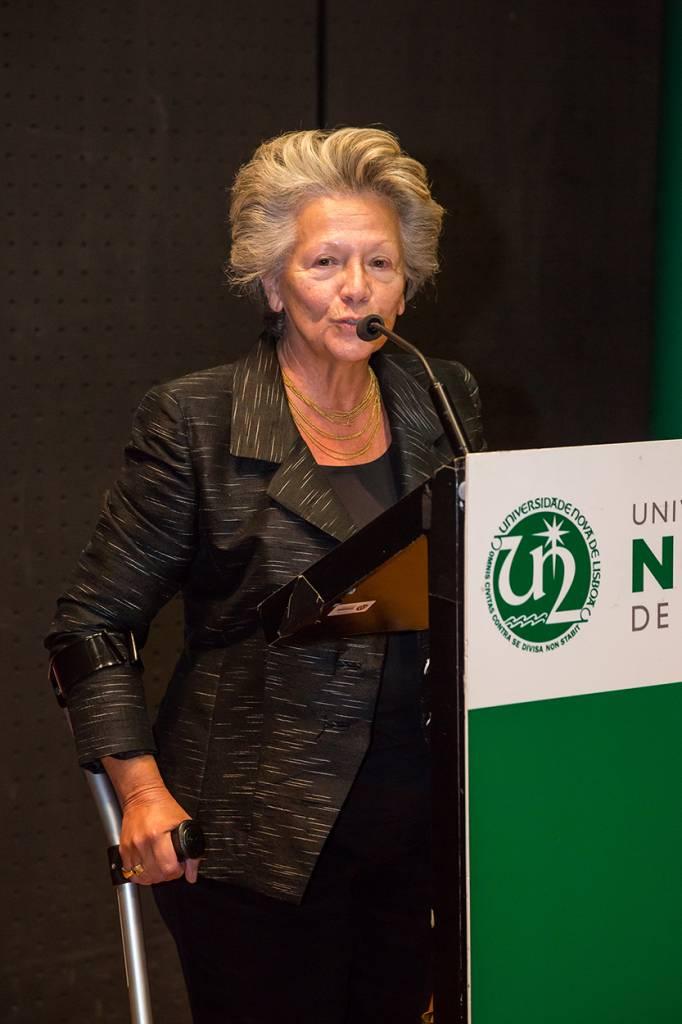 Helena Nazaré, Presidente do Conselho de Curadores