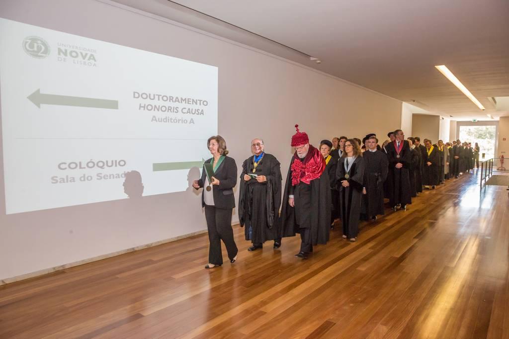 Cortejo Académico - Universidade NOVA de Lisboa
