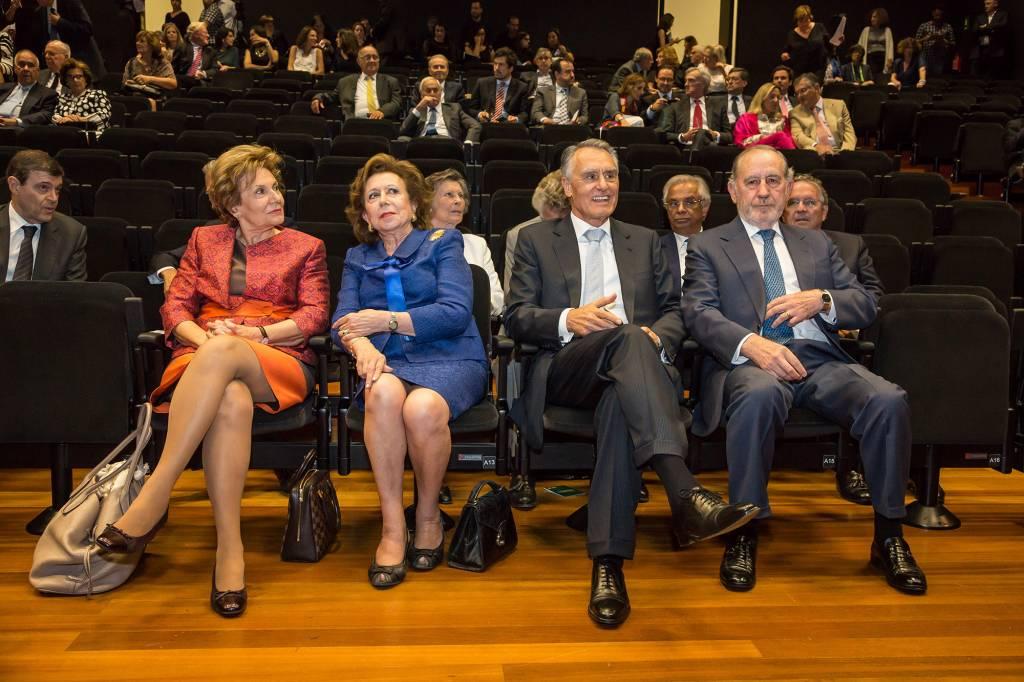 Cerimónia de atribuição de Honoris Causa a Artur Santos Silva