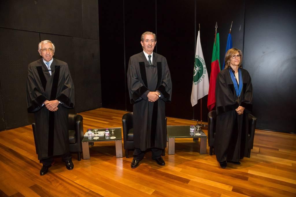 Artur Santos Silva, Manuel Nunes da Ponte, Maria Fernanda Rollo
