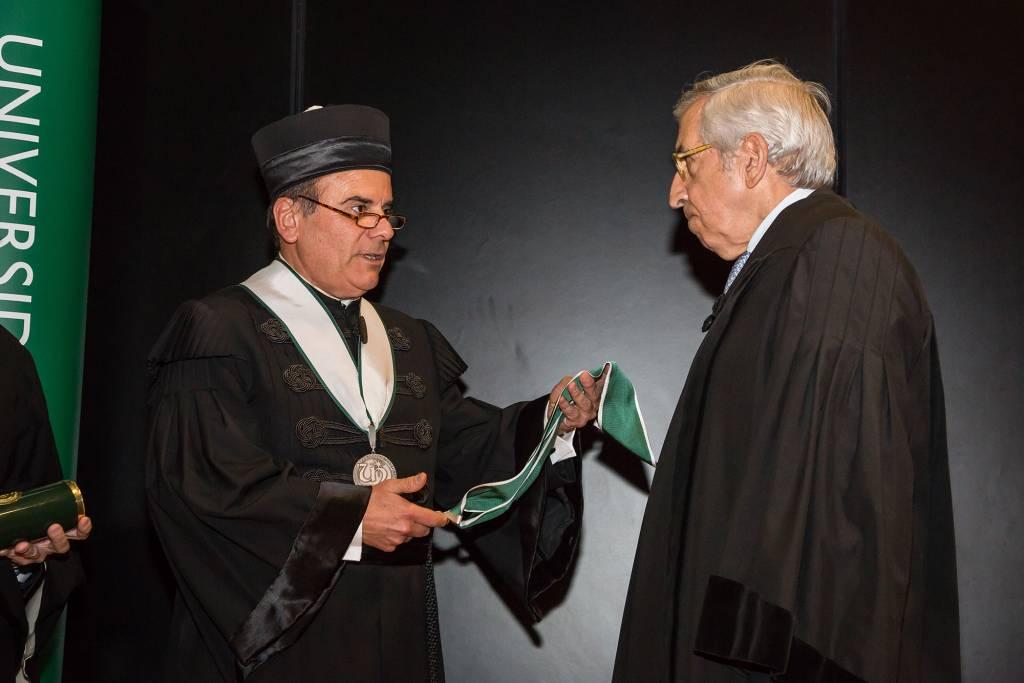 António Rendas e Artur Santos Silva