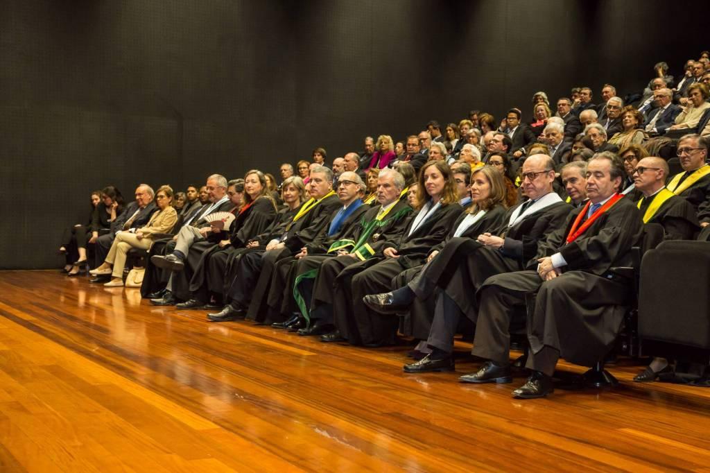 Cerimónia de Doutoramento Honoris Causa do Dr. António de Barros Veloso