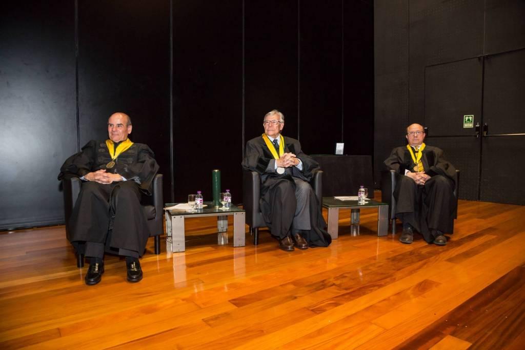 António Rendas, António de Barros Veloso and Jaime da Cunha Branco