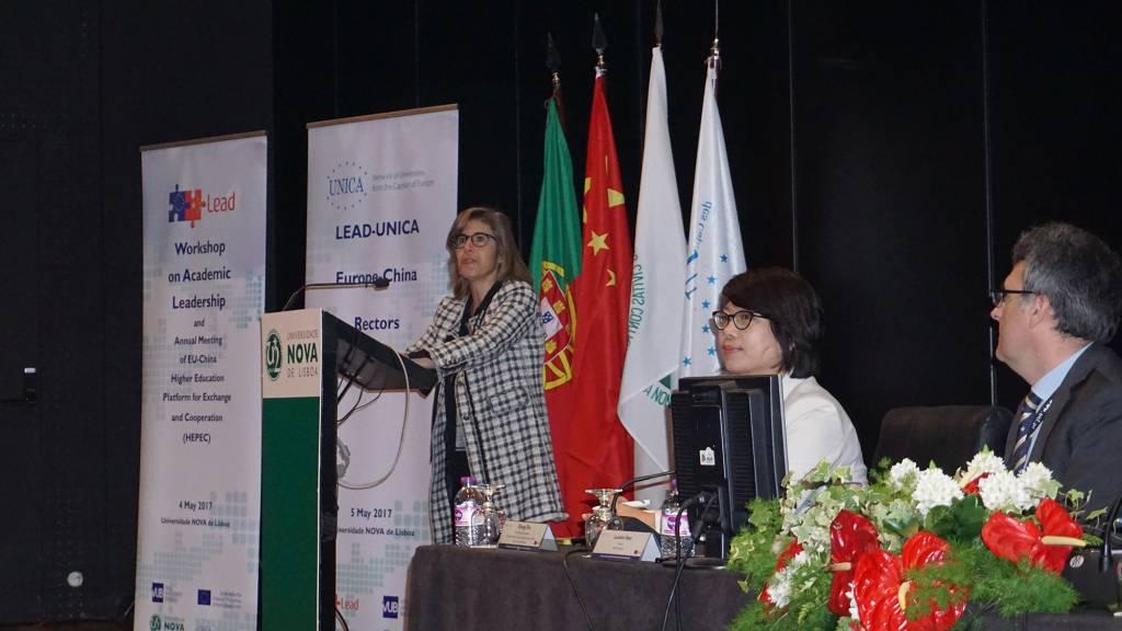 Fernanda Rollo, Secretária de Estado da Ciência, Tecnologia e Ensino Superior