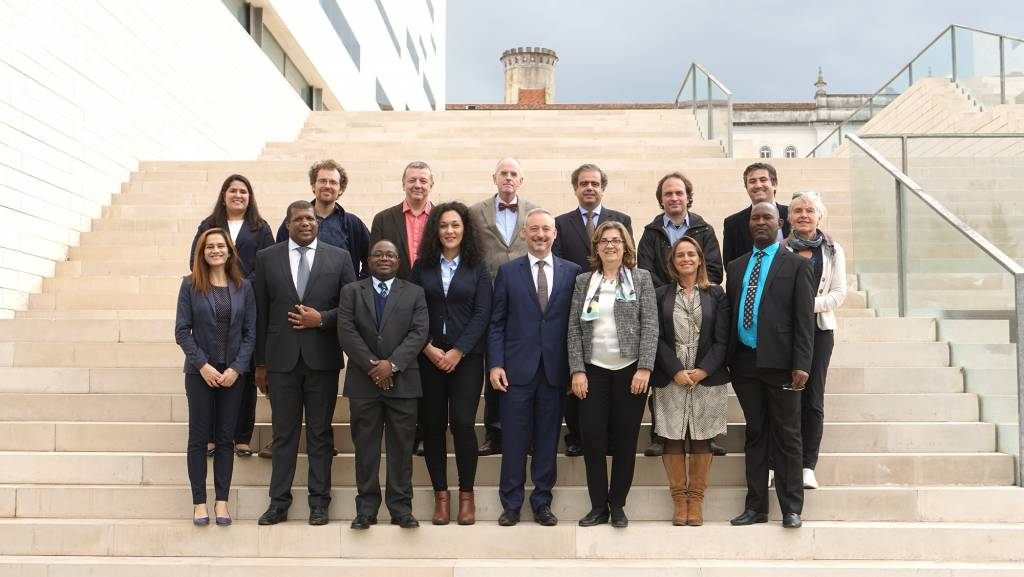 Kickoff meeting of the capacity building project UDI-A
