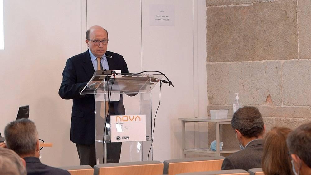 Jaime da Cunha Branco, Diretor da NOVA Medical School | Faculdade de Ciências Médicas