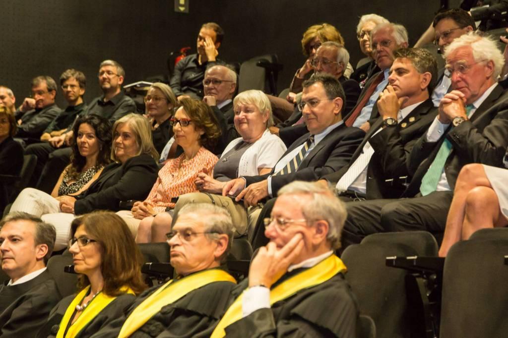 Cerimónia de atribuição de Doutoramento Honoris Causa ao Prof. Robert Anderson