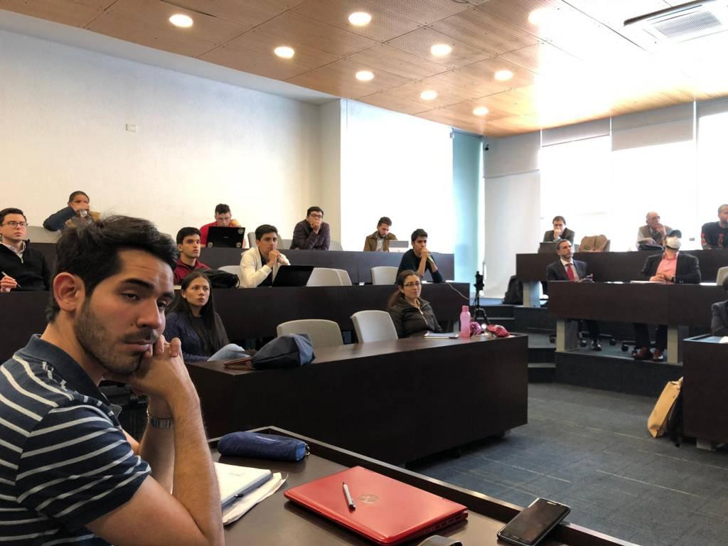 Presentation of the Double Degree in Finance NOVA/Univ. Los Andes