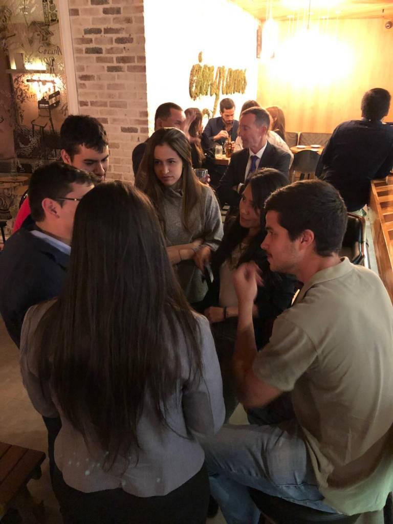 NOVA Community in Colombia - informal meeting in Bogota