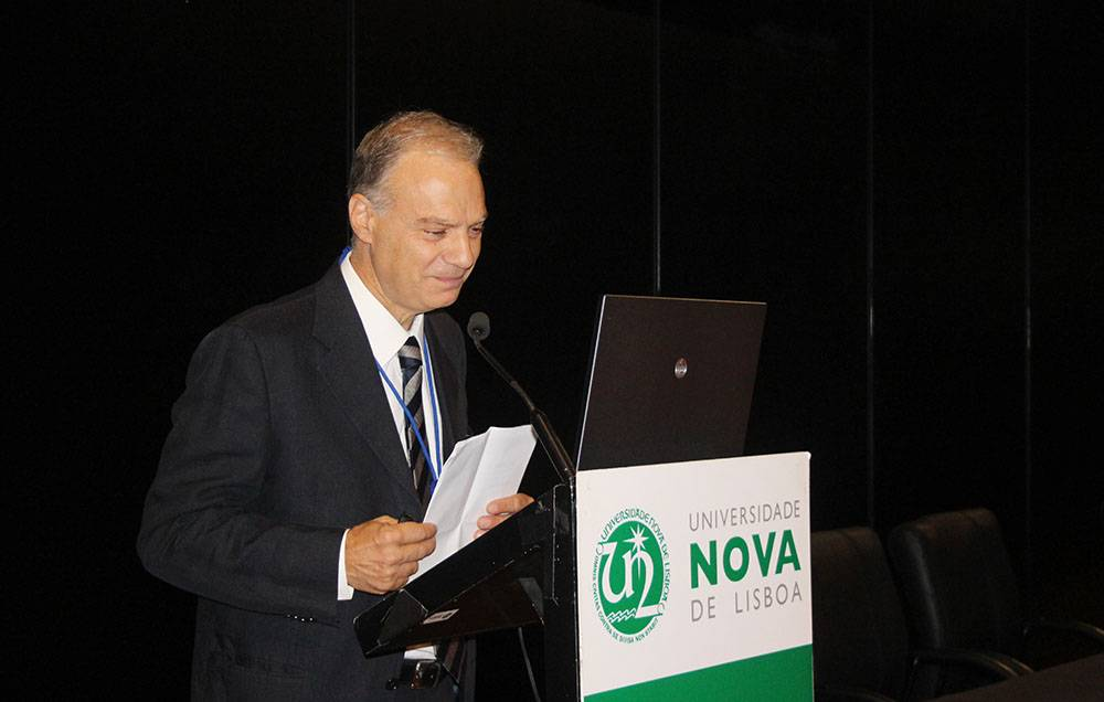 Professor Giuseppe Liotta, da Tor Vergata, University of Rome