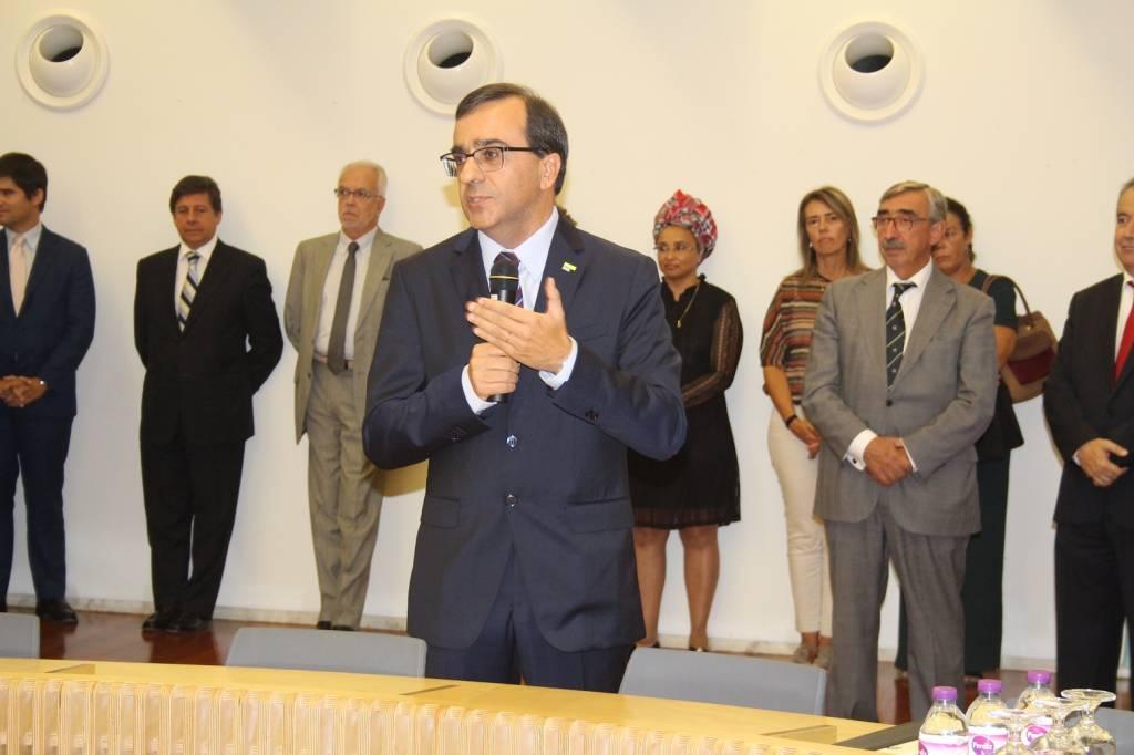Professor Pedro Manuel Saraiva, Dean of NOVA Information Managament School
