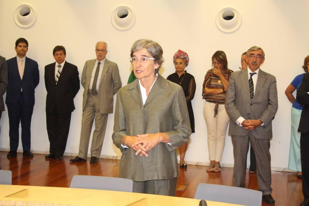 Professora Maria Graça Martinho, Provedora do Estudante