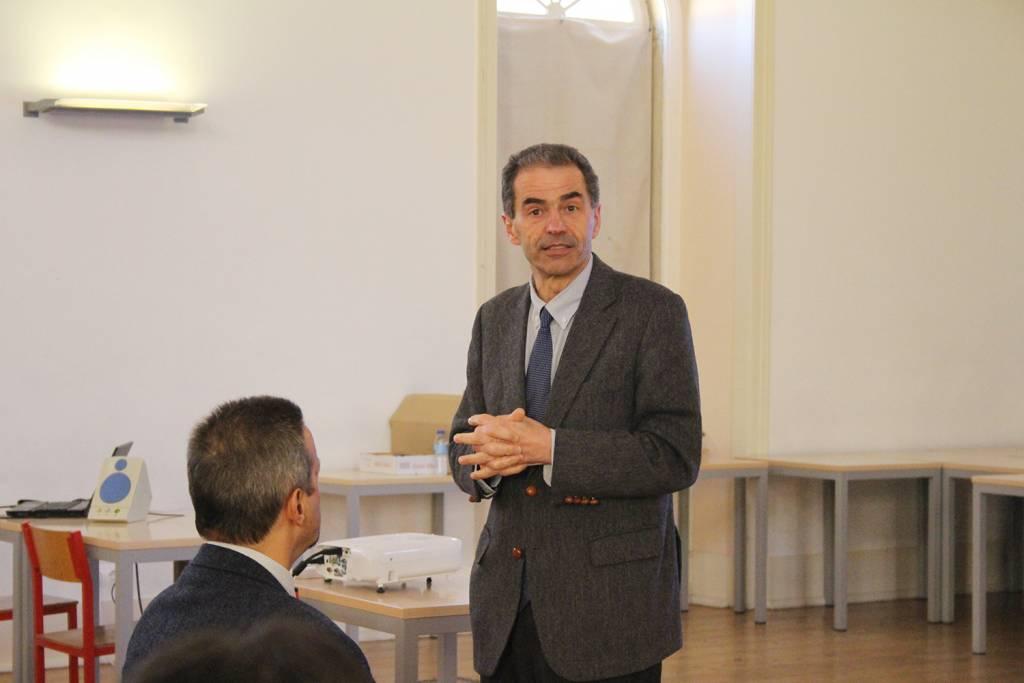 Prof. Manuel Heitor, Ministro da Ciência, Tecnologia e Ensino Superior