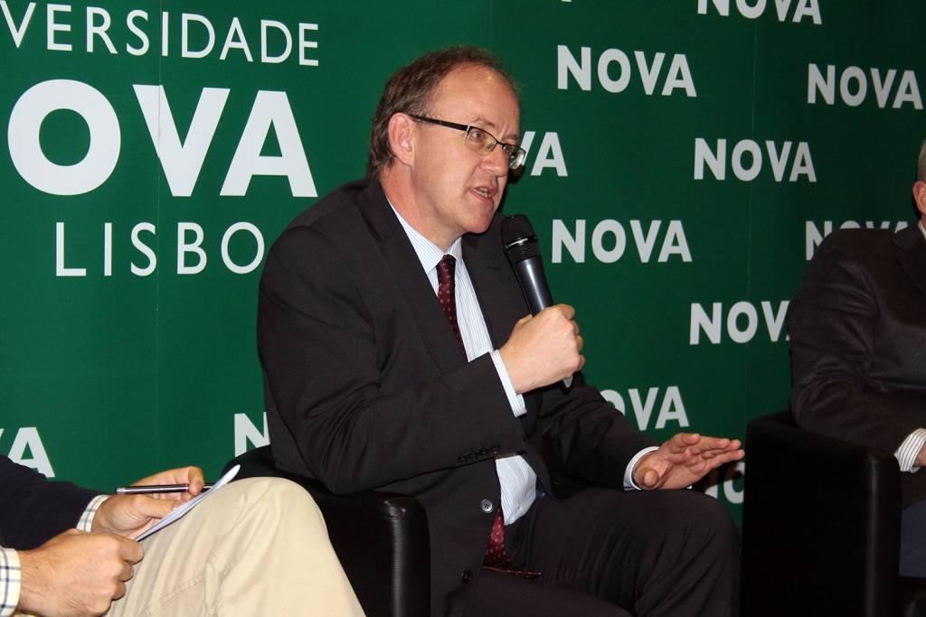 Chris Sainty - British Ambassador to Portugal