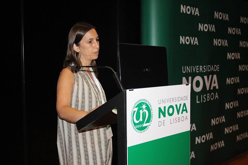 Professora Helena Canhão, Coordenadora NOVAsaúde Ageing