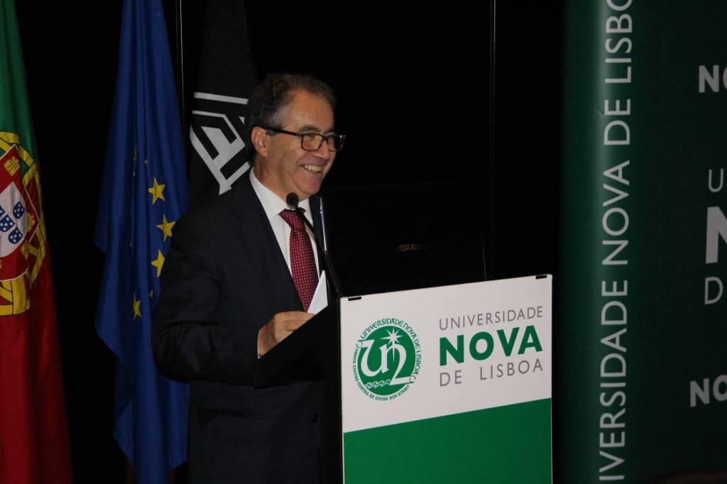 Professor José João Abrantes, Pró-Reitor da NOVA