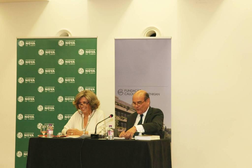 Dra Isabel Mota, Professor António Rendas