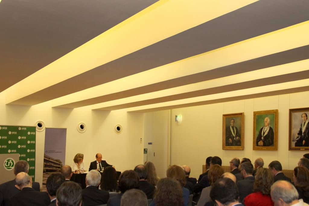 A Fundação Calouste Gulbenkian e a NOVA - caminhos partilhados