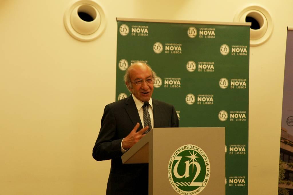 Professor Fernando Santana, Diretor FCT NOVA