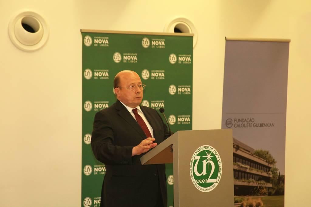 Professor Jaime Branco, Diretor NMS/FCM
