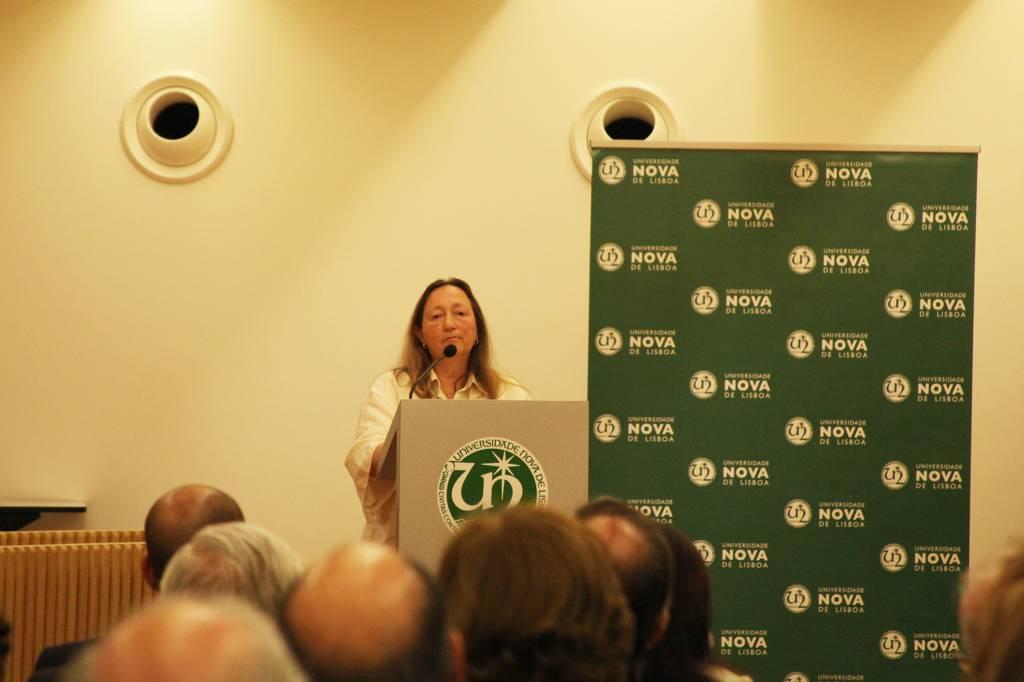 Professora Teresa Pizarro Beleza, Diretora Faculdade de Direito da NOVA