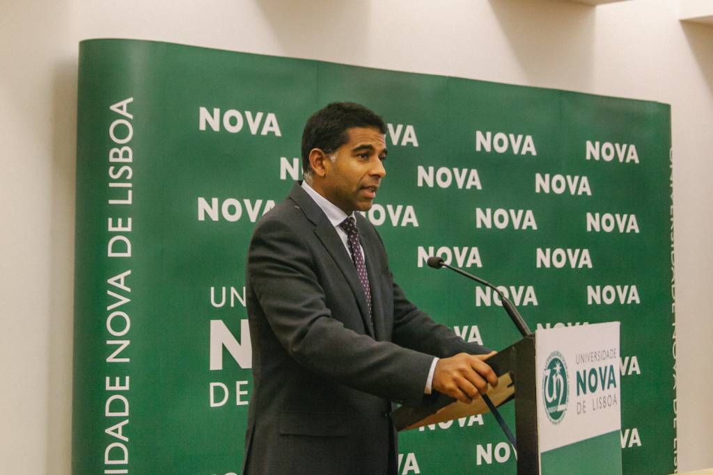 Daniel Traça, Dean of Nova School of Business and Economics