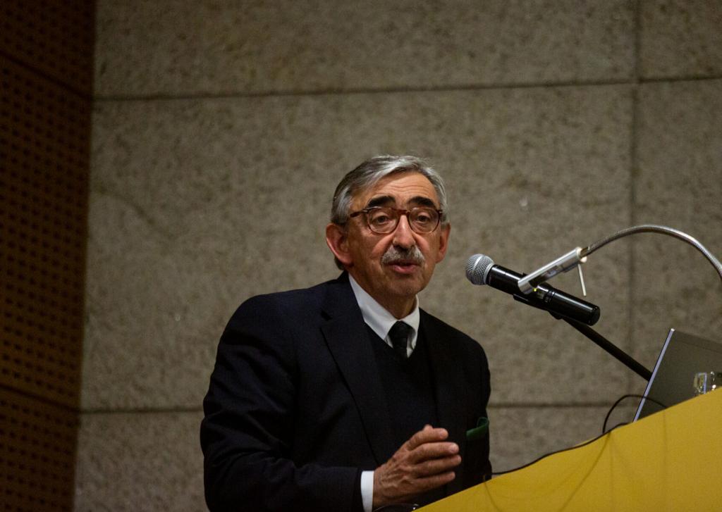Professor José Fragata, Vice-Rector of NOVA