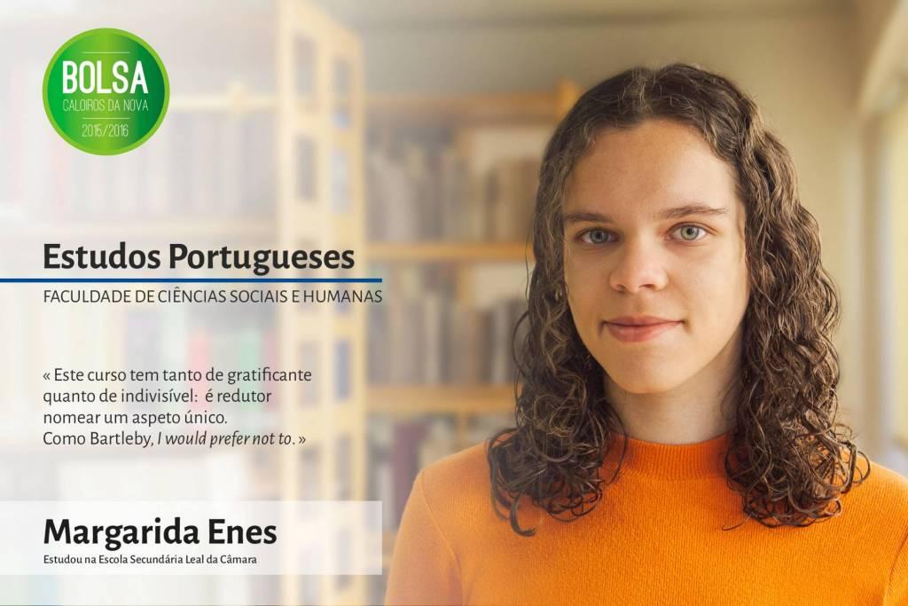 Margarida Enes, Faculdade de Ciências Sociais e Humanas da NOVA