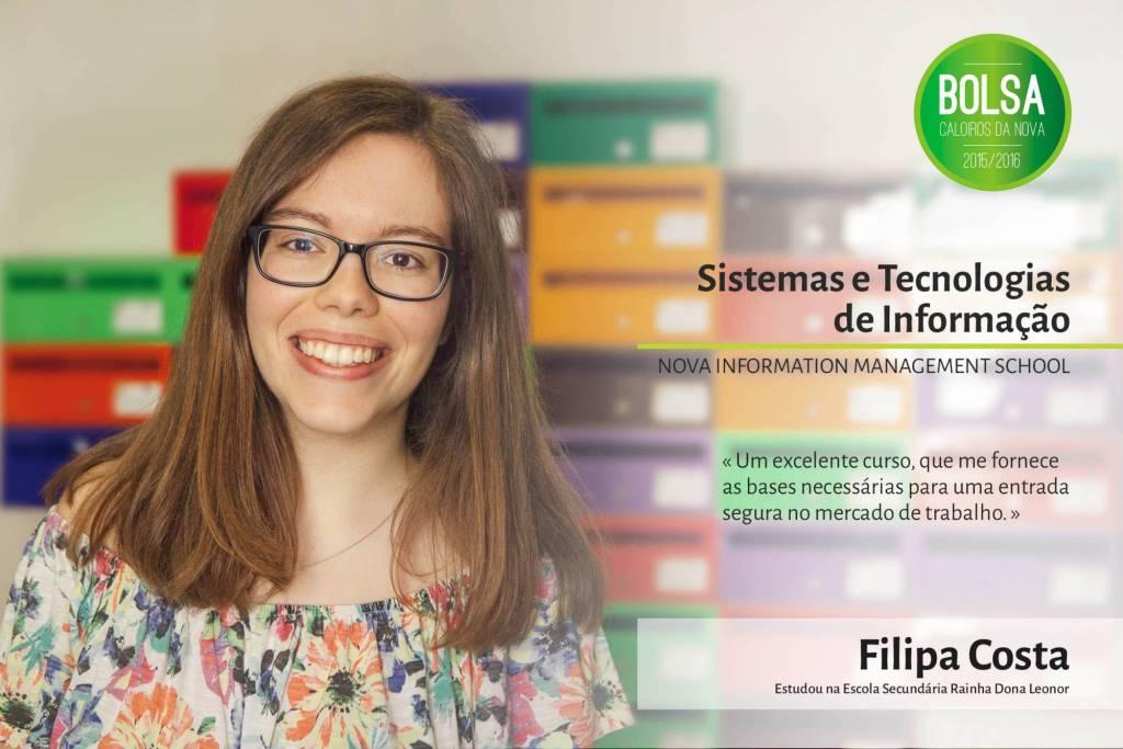 Filipa Costa, NOVA Information Management School