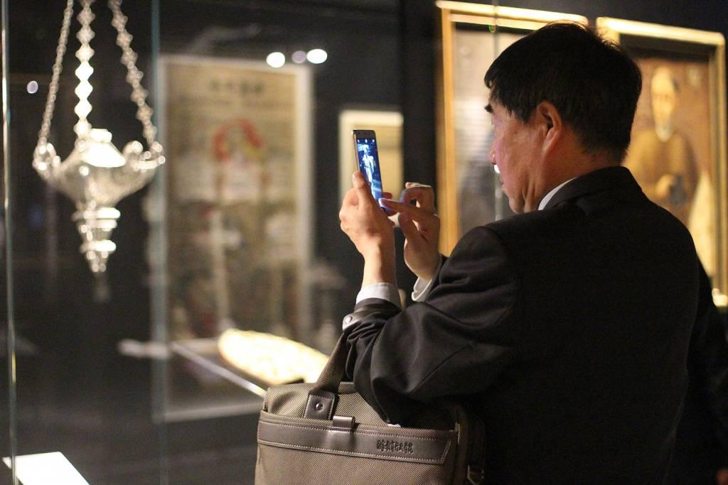 Visita ao Museu do Oriente
