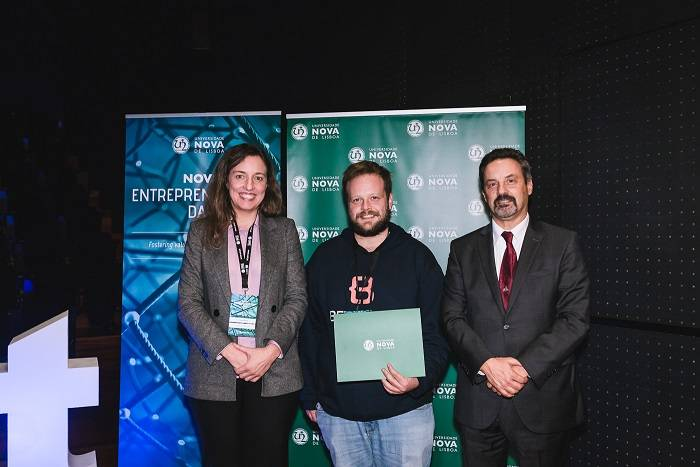 Entrega dos Certificados NOVA SPIN-OFF Recognition & NOVA Entrepreneurship Students Honors 2019