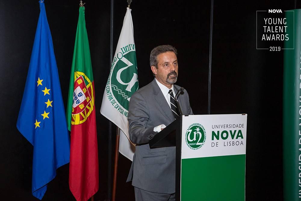 Reitor, Professor João Sàágua