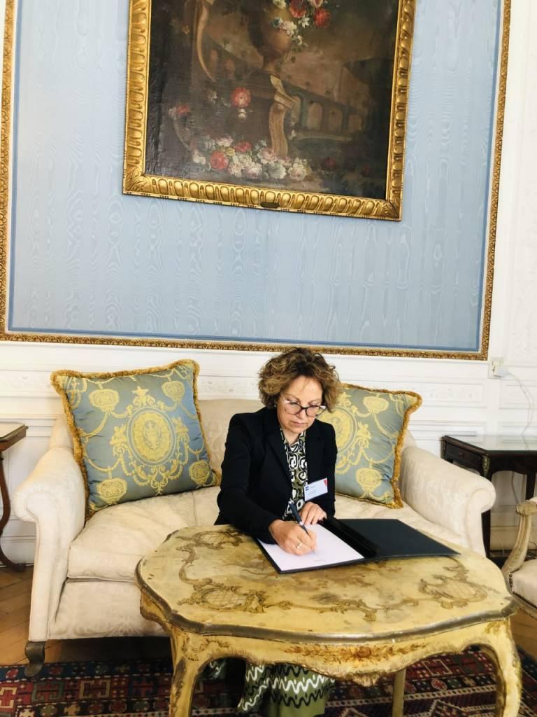 Tiziana Lippiello, Rector of Ca'Foscari University of Venice