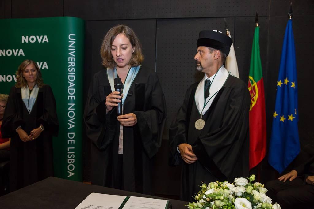 Isabel Rocha and João Sàágua