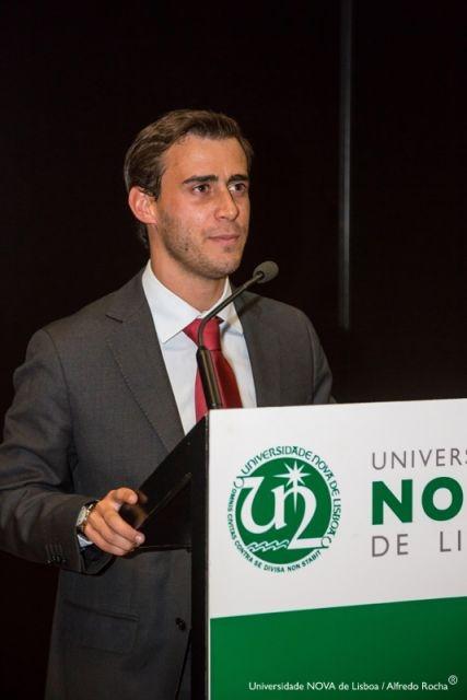 Alumnus, Dr. Pedro Espírito Santo