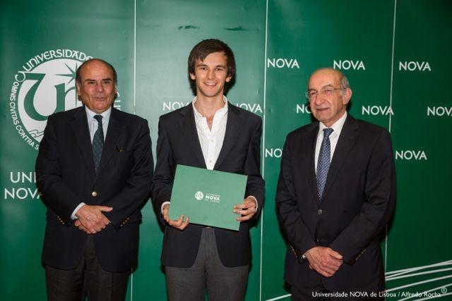 Reitor da NOVA, José Reis-estudante de Matemática e Diretor Faculdade de Ciências e Tecnologia da NOVA