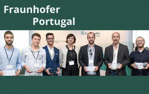 Alunos FCT vencem na 8ª edição do Fraunhofer Portugal Challenge