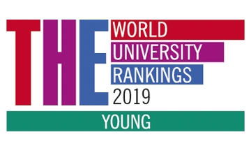 Times Higher Education Young Universities logo