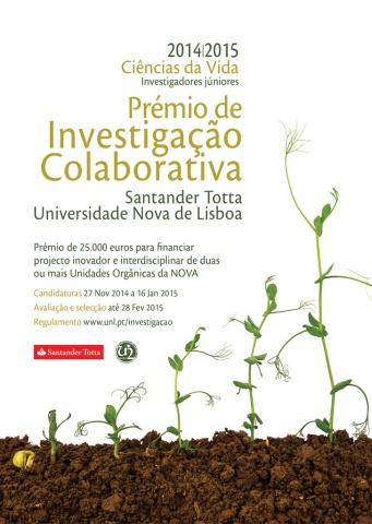 8.ª edição do Prémio Santander Totta/Universidade NOVA de Lisboa