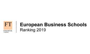 FT European Business Schools 2019