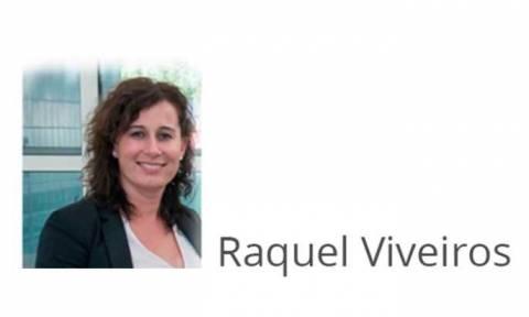 Investigadora da FCT NOVA, Raquel Viveiros
