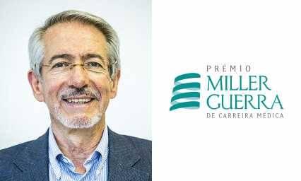 Victor Ramos vence Prémio de Carreira pela Ordem dos Médicos